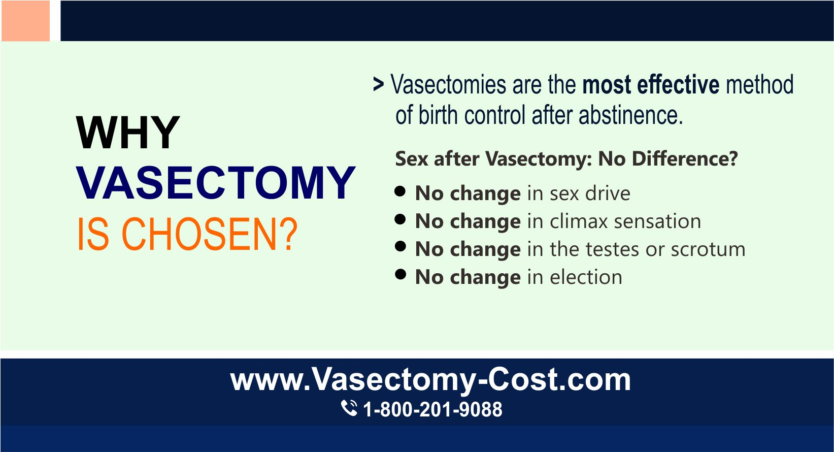 Vasectomy Is The Most Effective Permanent Form Of Contraception Available To Men In Nearly Every Way That Can Be Compared Tubal Litigation